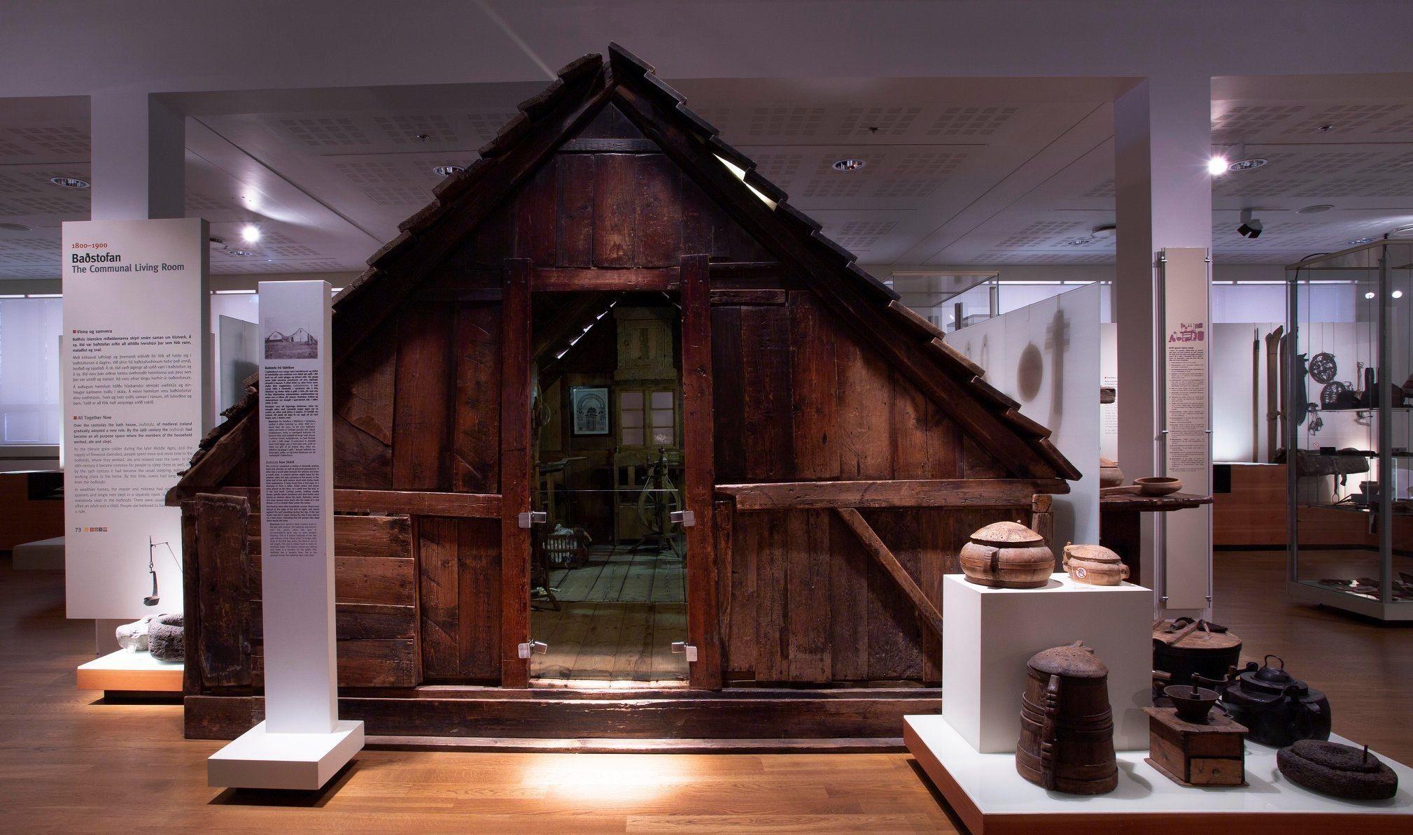 Національний музей Ісландії, Рейк'явік