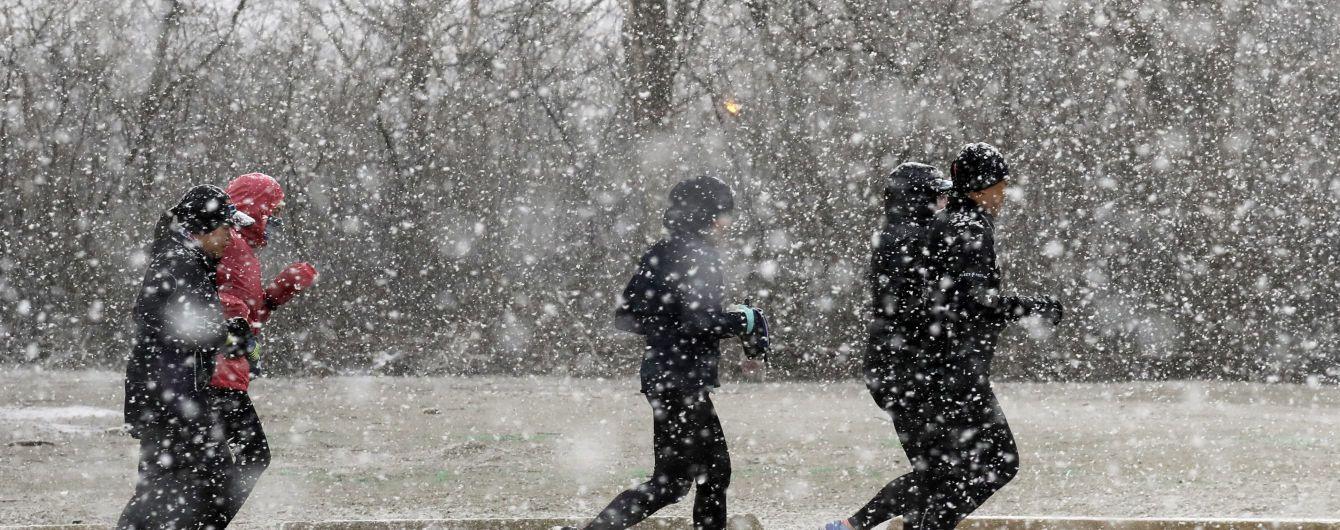Потепление до +9, мокрый снег и угроза лавин: погода в Украине на выходных