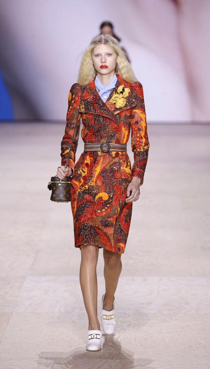 Колекція Louis Vuitton прет-а-порте сезону весна-літо 2020 @ East News