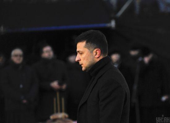 Зеленський розповів, чому одразу не заявив про збиття літака МАУ