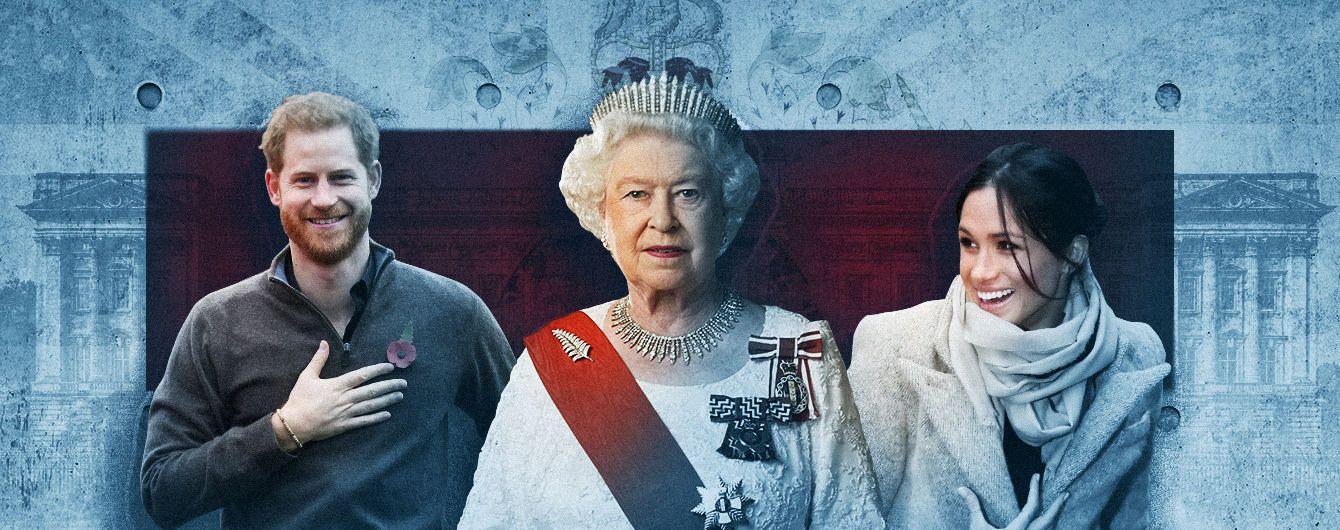 Раскол в Виндзорский династии. Почему Меган и Гарри отказались от королевских привилегий и как будут зарабатывать на жизнь