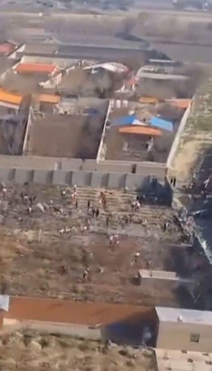 Український боїнг знищила іранська ракета - світові лідери з посиланням на дані розвідок
