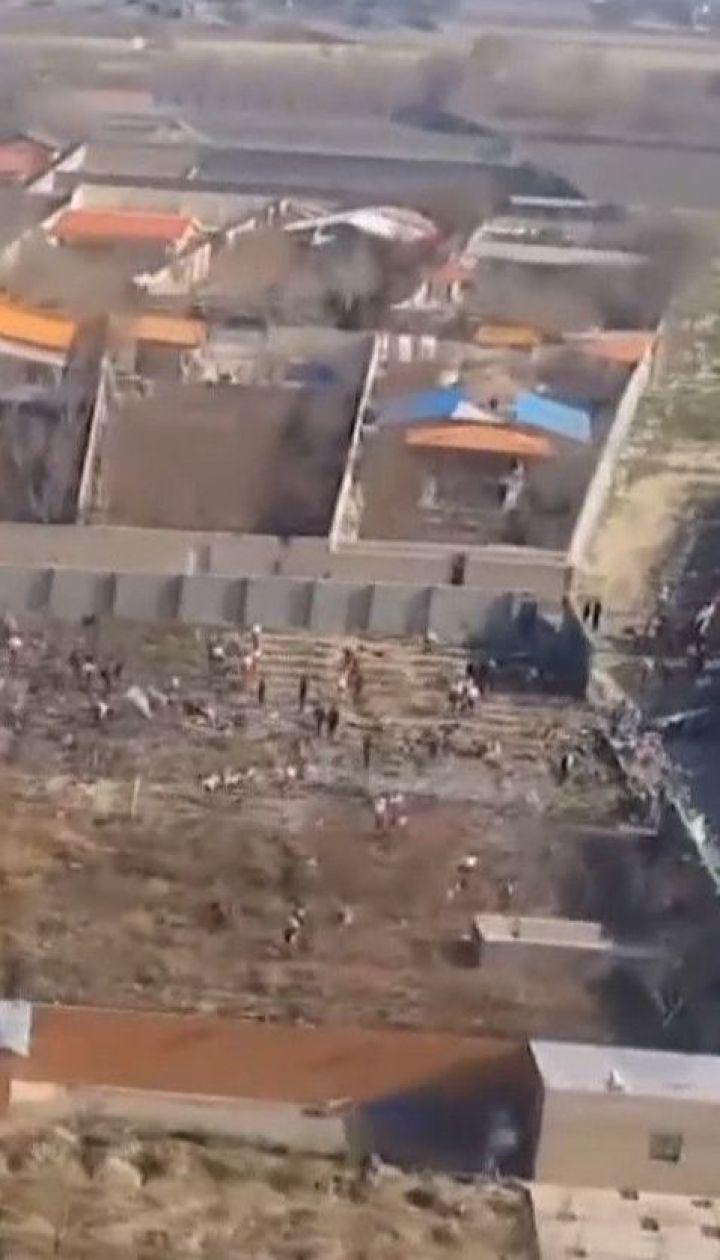 Украинский боинг уничтожила иранская ракета - мировые лидеры со ссылкой на данные разведок