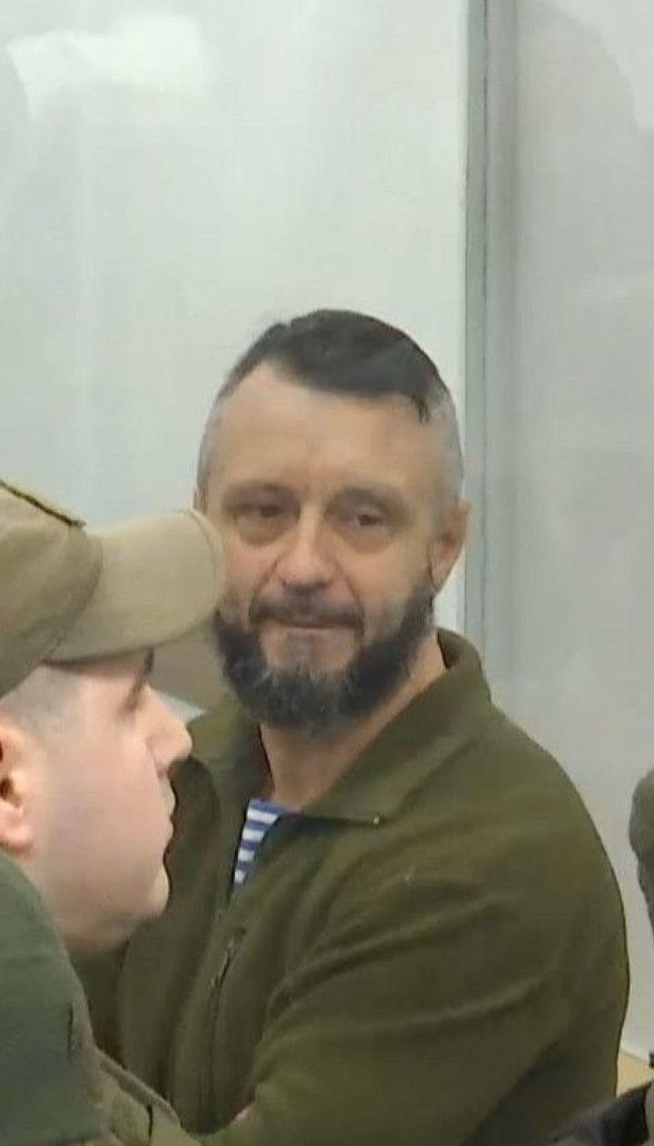 Апеляційний суд не змінив запобіжного заходу підозрюваному у справі Шеремета Андрію Антоненку