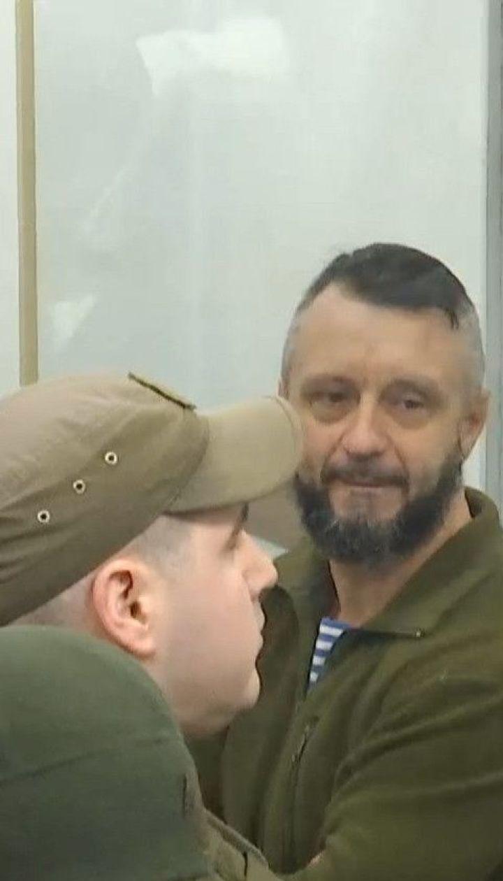 Апелляционный суд не изменил меры пресечения подозреваемому по делу Шеремета Андрею Антоненко