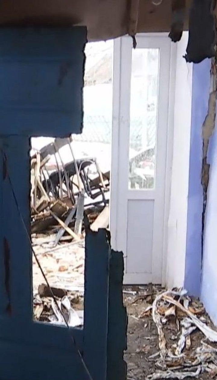 Одного из пострадавших от взрыва газа в Тернопольской области подростков перевели в реанимацию