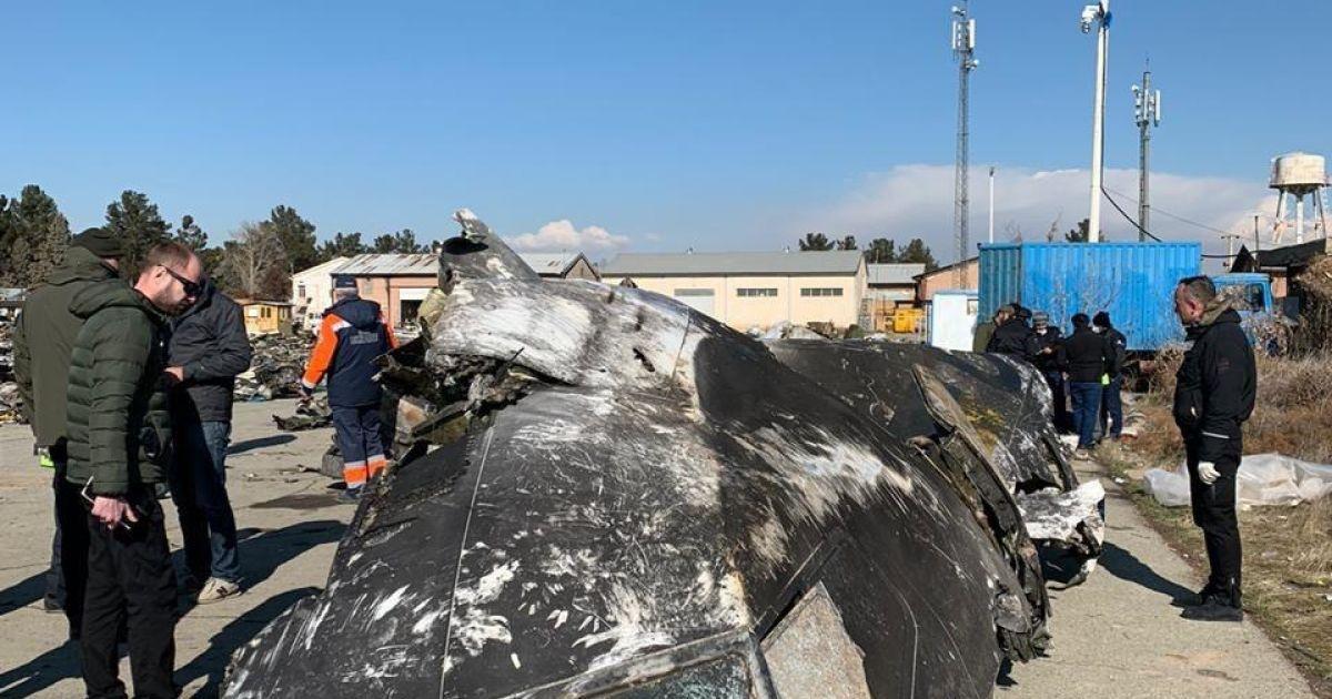 Катастрофа самолета МАУ: в Иране начнется новый этап переговоров