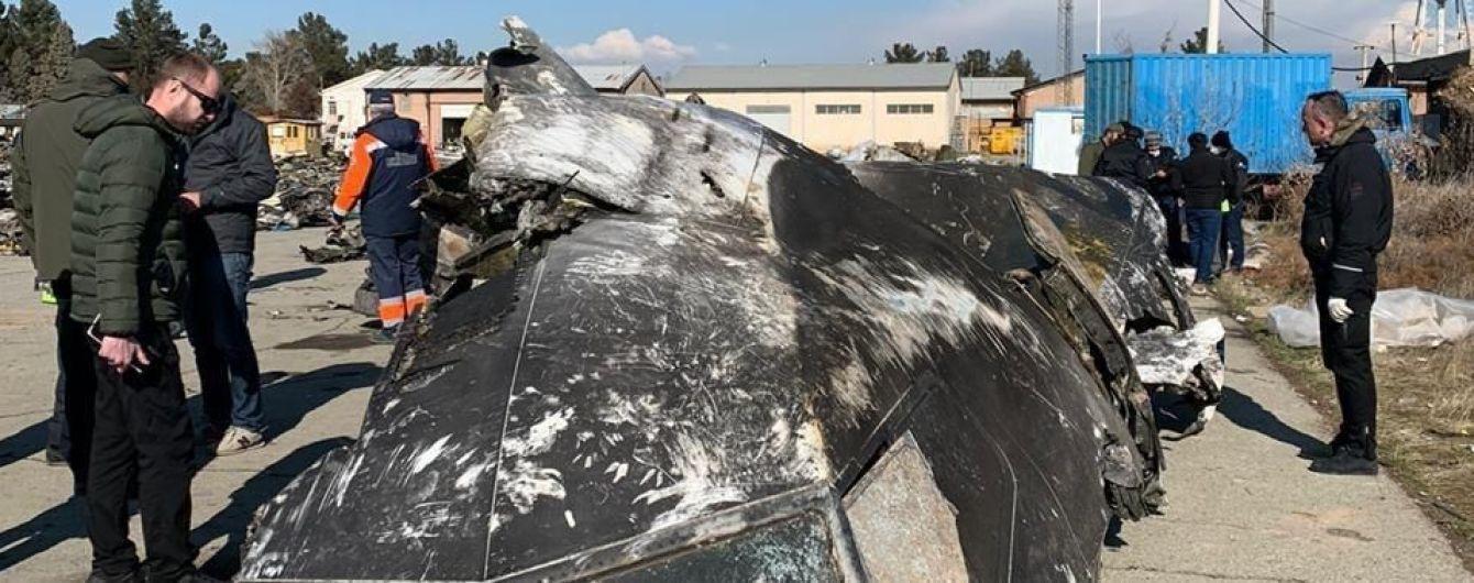 Эксперты подтвердили подлинность нового видео, на котором ракеты сбивают украинский самолет возле Тегерана