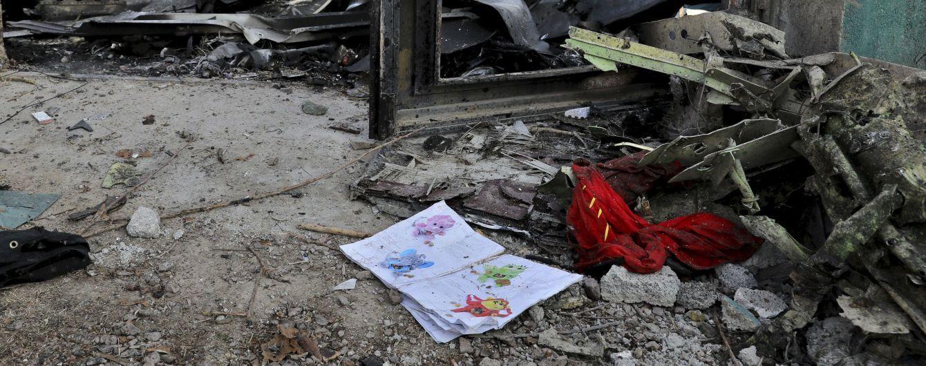 Отчет секретаря СНБО относительно авиакатастрофы самолета МАУ заслушают в закрытом режиме
