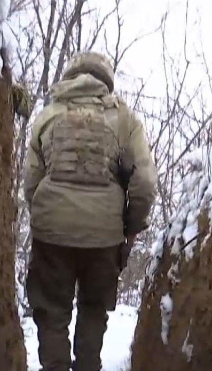 На Луганщине по украинским бойцам стреляют из ствольной артиллерии, минометов и стрелкового оружия