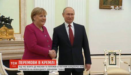 """""""Северный поток-2"""" будет достроен, потому что это экономический проект - Ангела Меркель"""