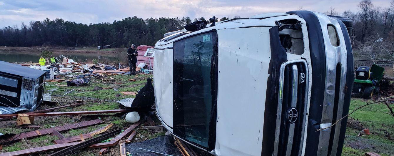 На юге США бушуют торнадо и ураганы: минимум 11 погибших