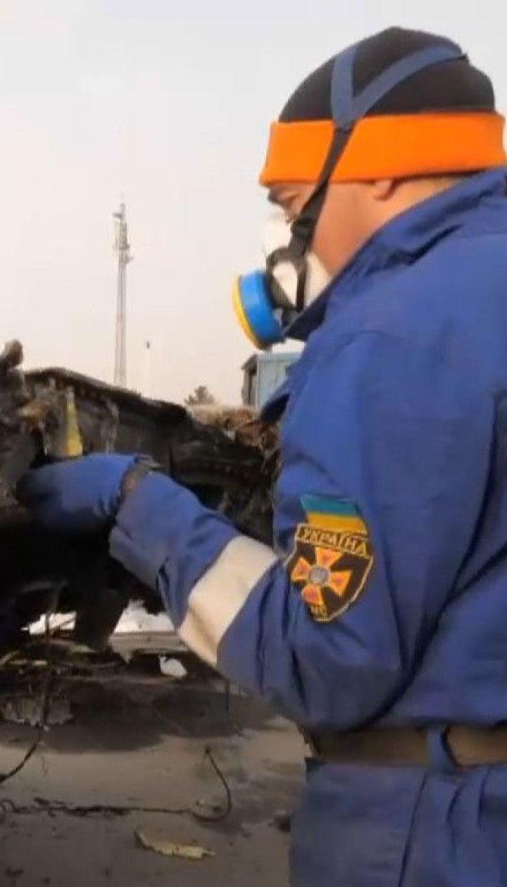 Іранська влада виплатить компенсацію родинам жертв авіакатастрофи пасажирського літака МАУ