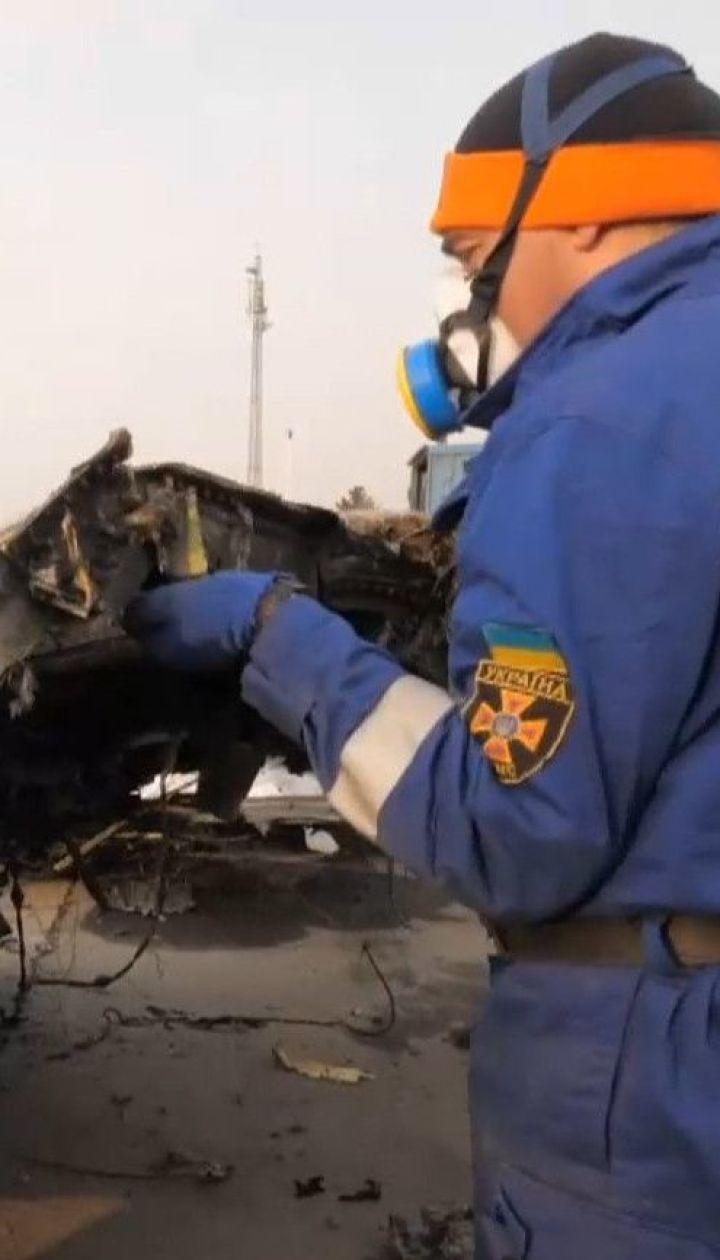 Иранские власти выплатят компенсацию семьям жертв авиакатастрофы пассажирского самолета МАУ