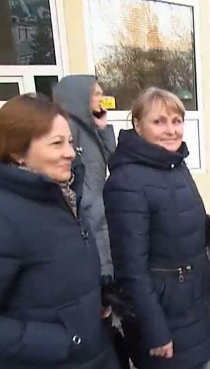 Українці, звільнені з полону бойовиків, пройдуть реабілітацію у санаторії