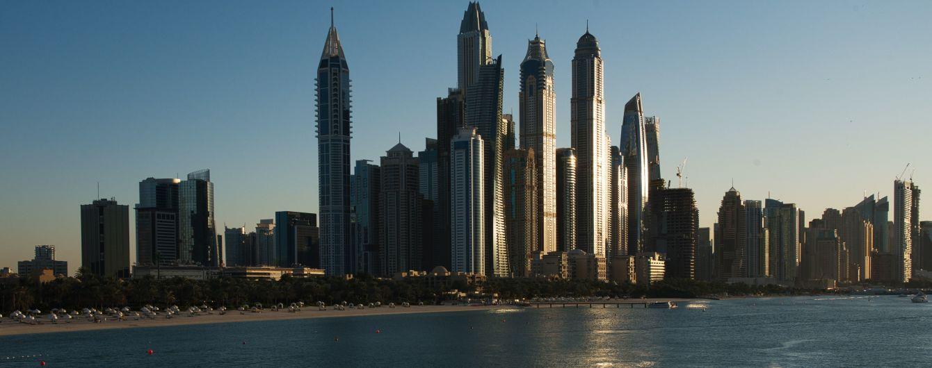 Мощные наводнения парализовали жаркие Дубаи