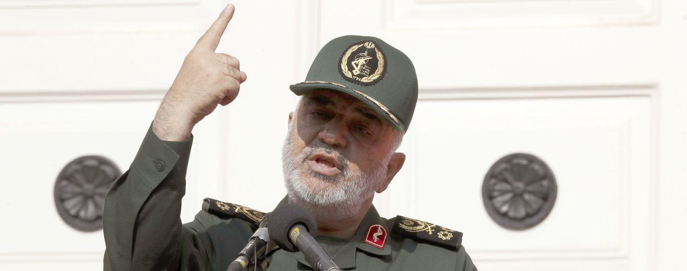 Командующий Корпусом стражей исламской революции: Лучше бы я был на том самолете МАУ