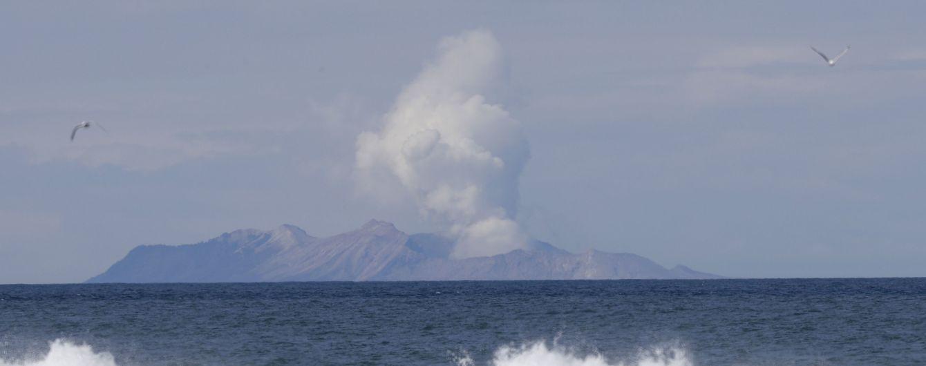 Число жертв извержения вулкана в Новой Зеландии снова увеличилось