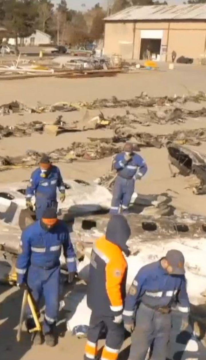 Іран виплатить компенсації родинам жертв авіакатастрофи збитого літака МАУ