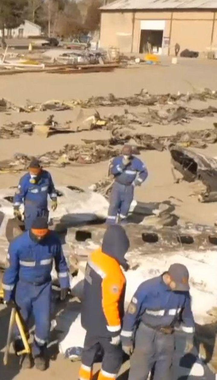 Иран выплатит компенсации семьям жертв авиакатастрофы сбитого самолета МАУ