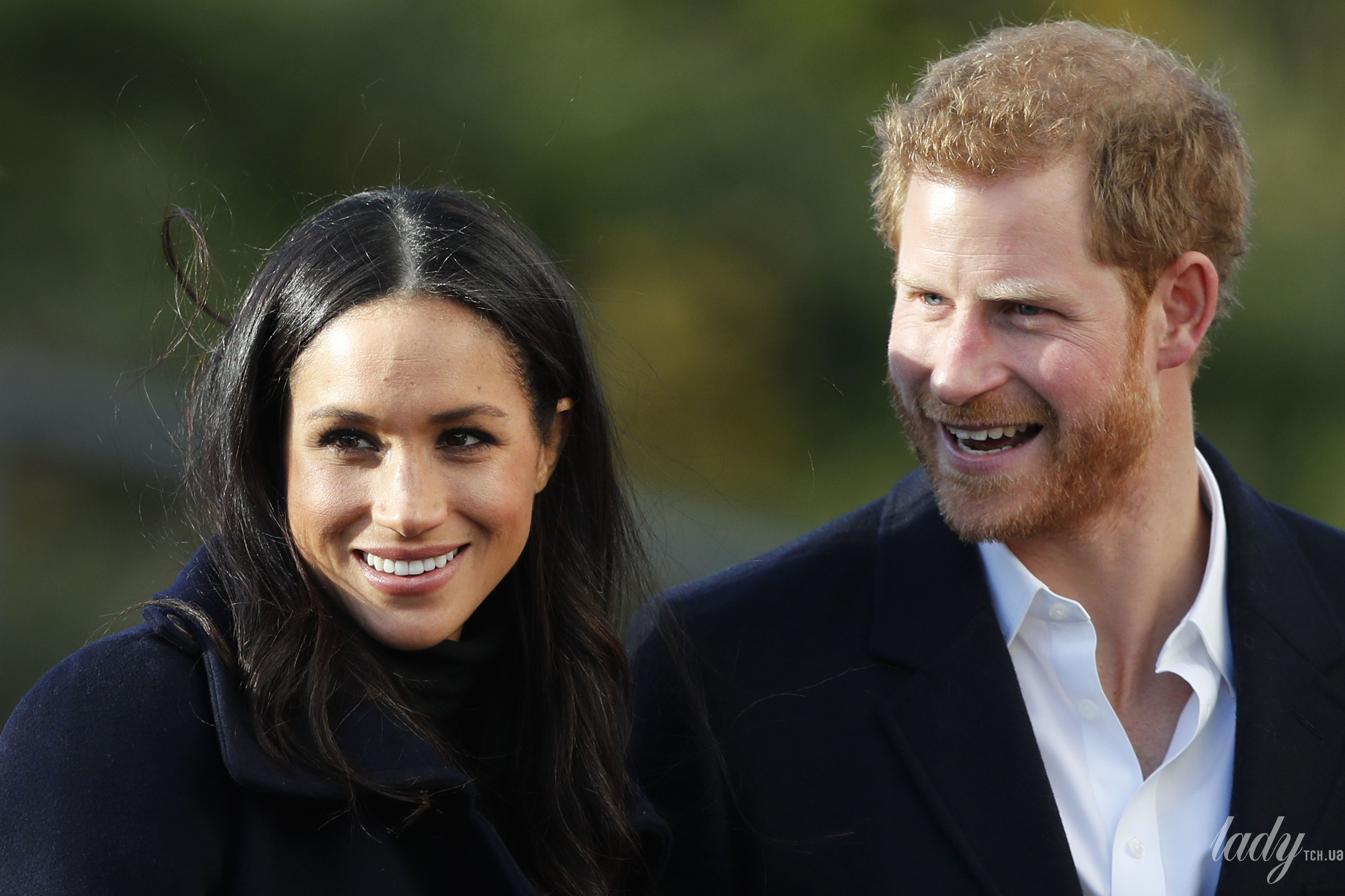 Принц Гарри и королева Елизавета II_1