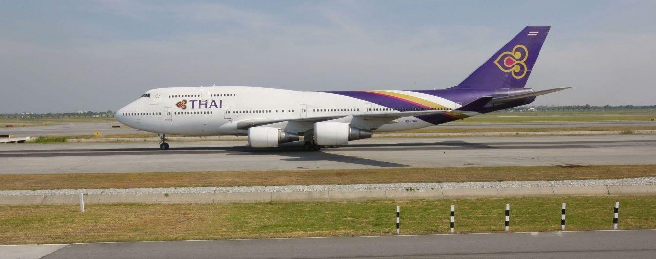 Літак екстрено посадили на Шрі-Ланці через смерть пасажирів на борту