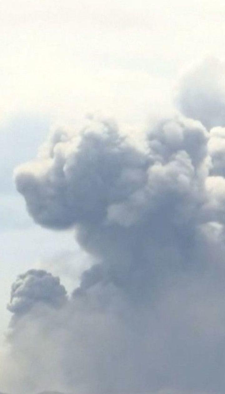 Із кратера небезпечного вулкана на Філіппінах потекла лава: 8 тисяч людей евакуювали