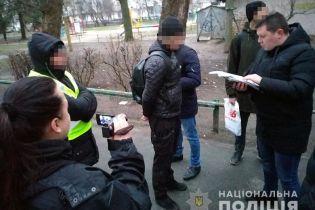 Ножевые ранения и попытка изнасилования: задержанному за нападение на девушку в Киеве объявили подозрение