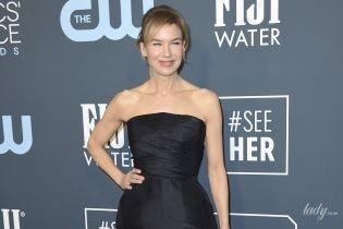 """Красуня в Dior: Рене Зеллвегер отримала ще одну нагороду за роль у фільмі """"Джуді"""""""