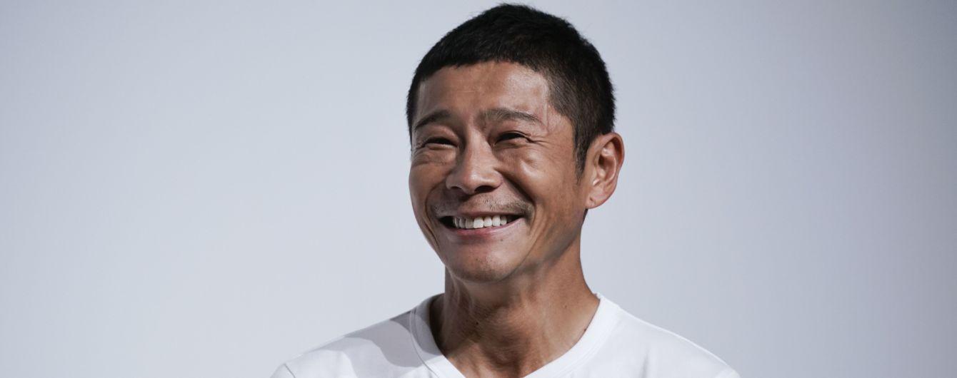 """""""Полетели на Луну со мной?"""": японский миллиардер ищет любовь для космического путешествия"""