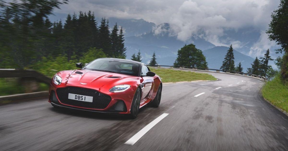 Aston Martin DBS Superleggera @ carmagazine