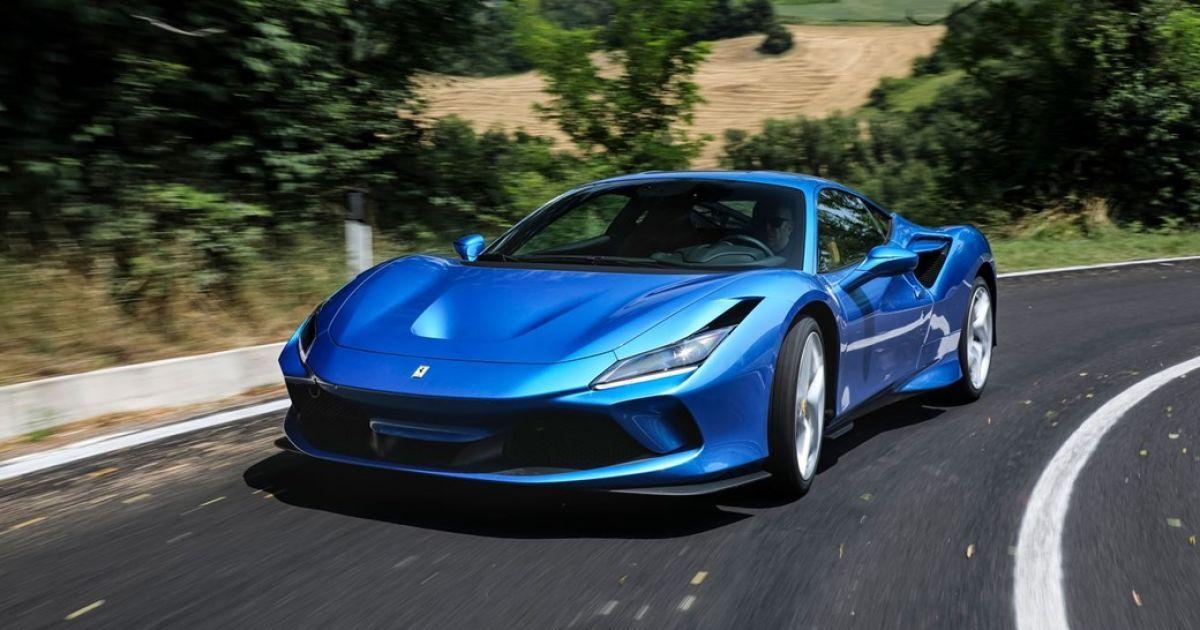 Ferrari F8 Tributo @ carmagazine