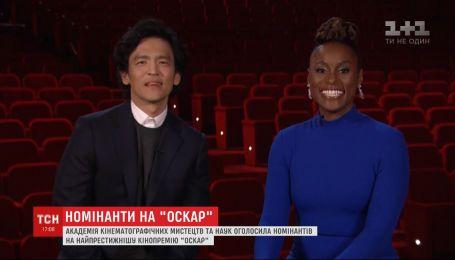 """В Голливуде назвали номинантов на самую престижную кинопремию """"Оскар"""""""
