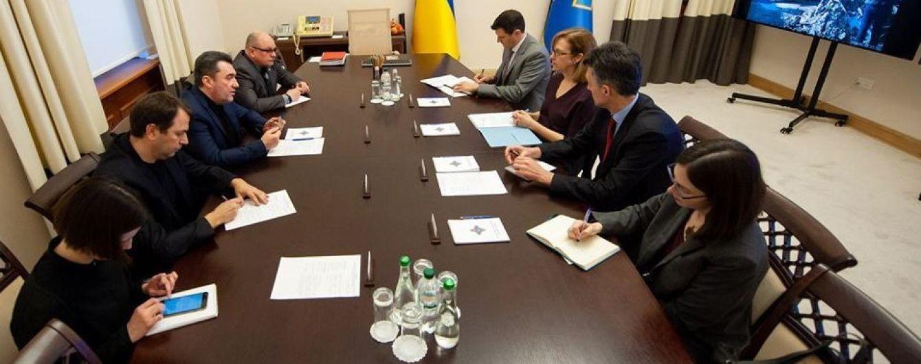 В СНБО анонсировали визит в Украину иранского следователя по делу сбития самолета МАУ