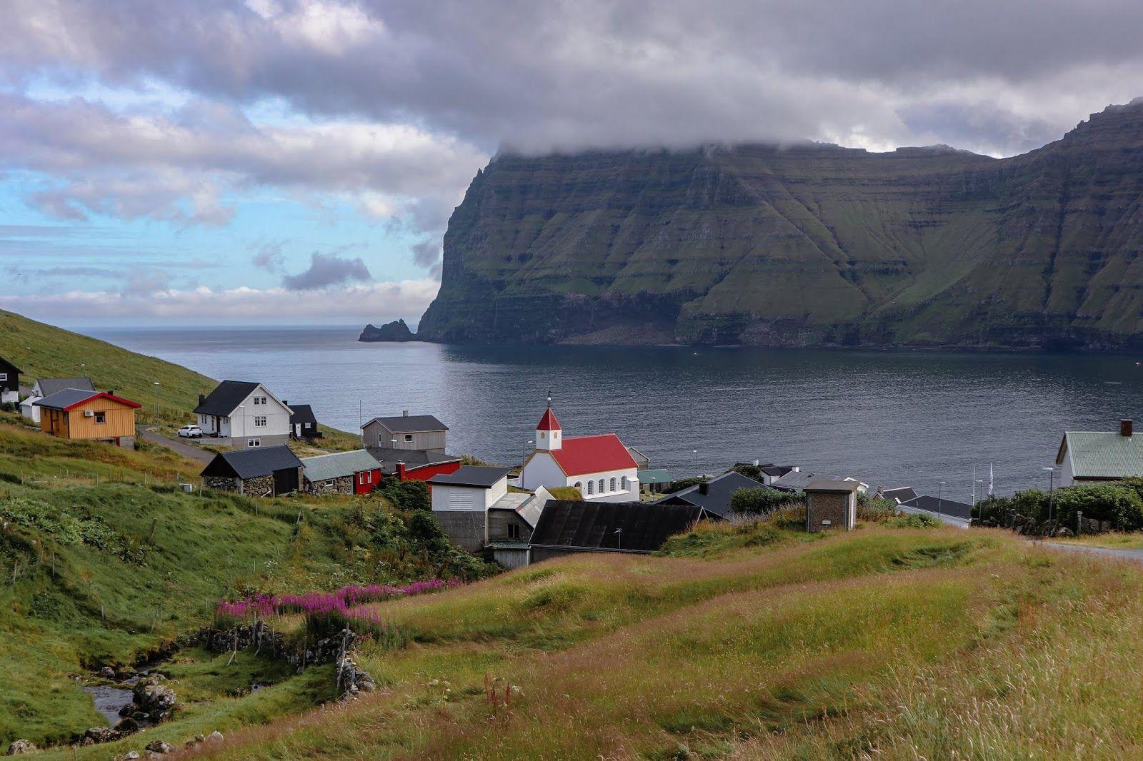 Фарерські острови, для блогів