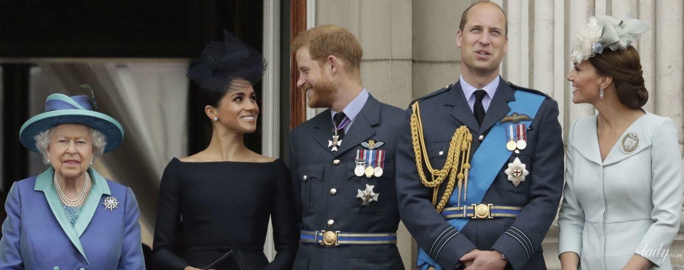 Бабушка одобряет: Елизавета II поддержала герцога и герцогиню Сассекских