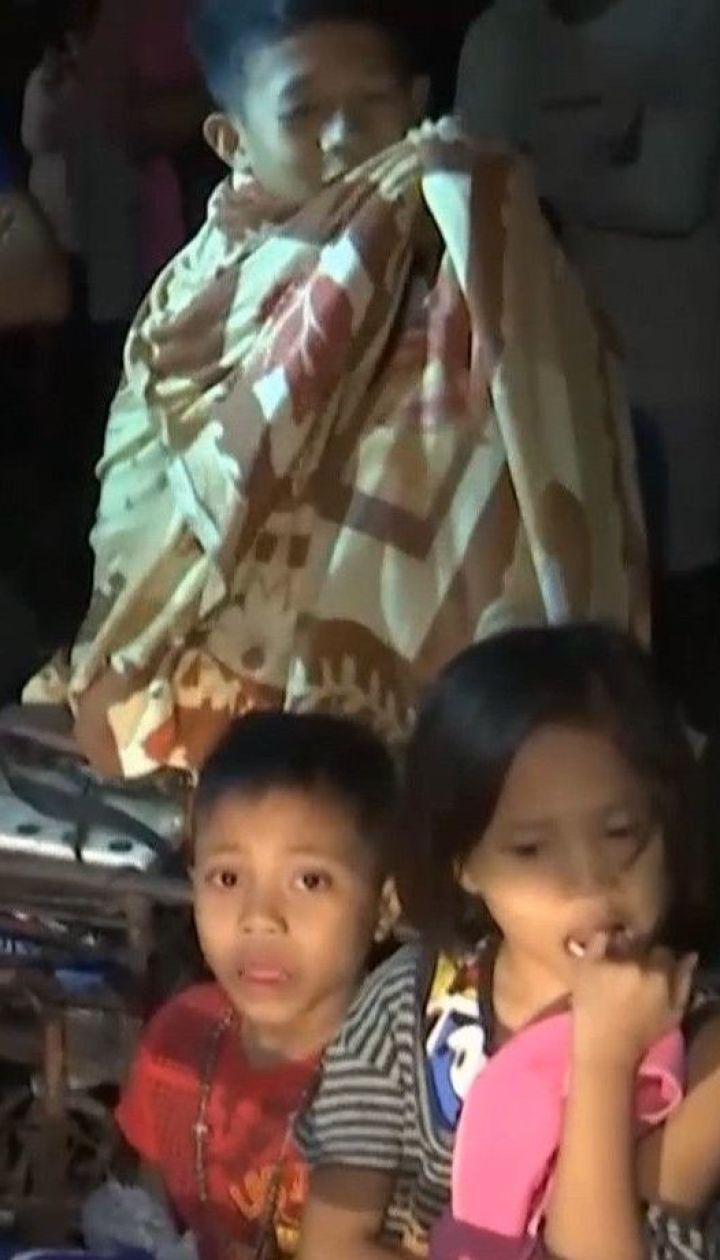 Полмиллиона человек оказались в зоне риска из-за извержения вулкана на Филиппинах