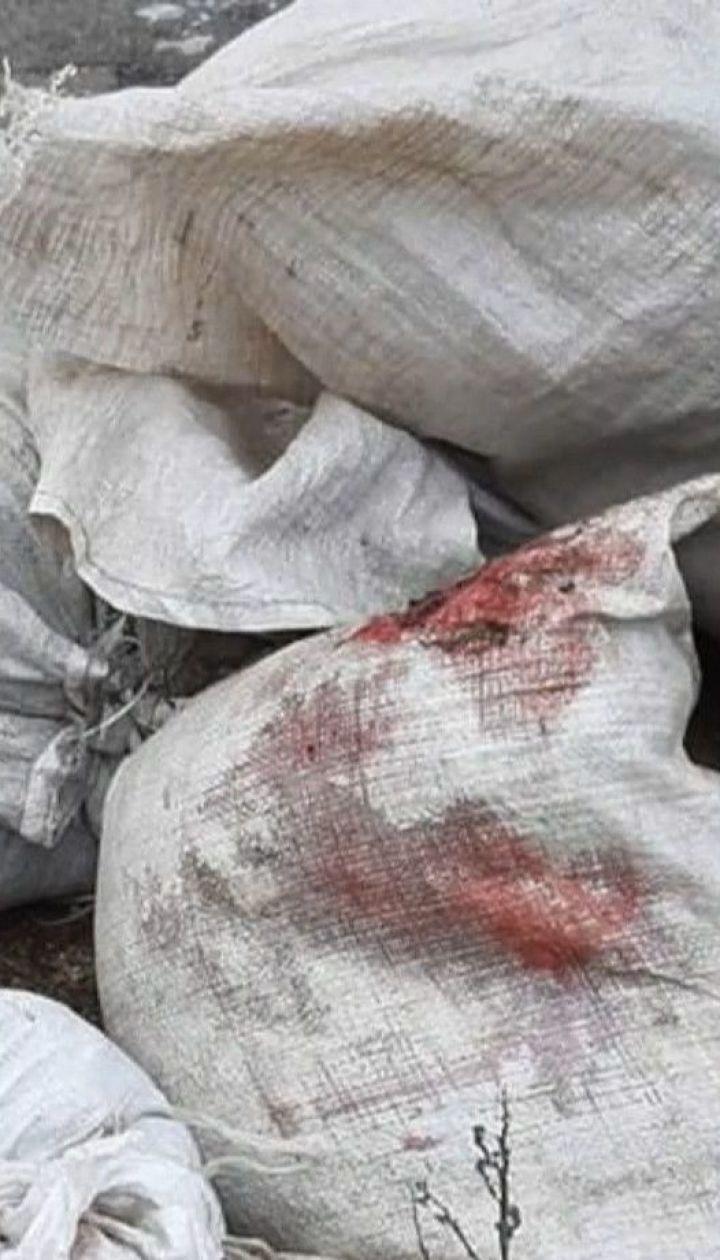 Живодер в Шостке: горожане нашли несколько мешков с убитыми собаками и котами