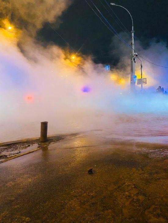 У Києві втретє за два дні масштабно прорвало трубу – соцмережі