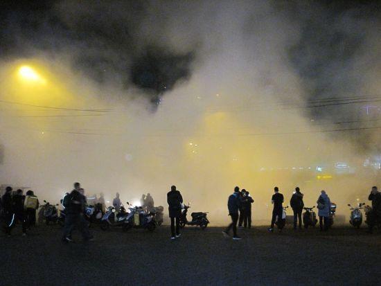 Дев'ять постраждалих: в КМДА назвали причину прориву магістральної труби біля Ocean Plaza