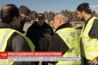 Авиакатастрофа под Тегераном: украинские эксперты идентифицировали тело одного из пилотов