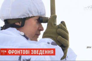 Бойовики на Донбасі гатили із забороненої зброї шість разів – штаб ООС