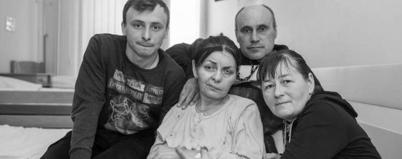 Умерла украинка, которую в Польше работодатель с инсультом вывез на остановку