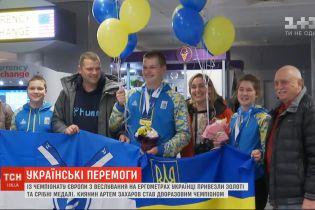 Юные весловщики привезли золотые и серебряные медали с чемпионата Европы