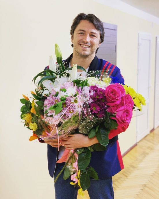 Сергій Притула показав красуню-дружину у день її народження