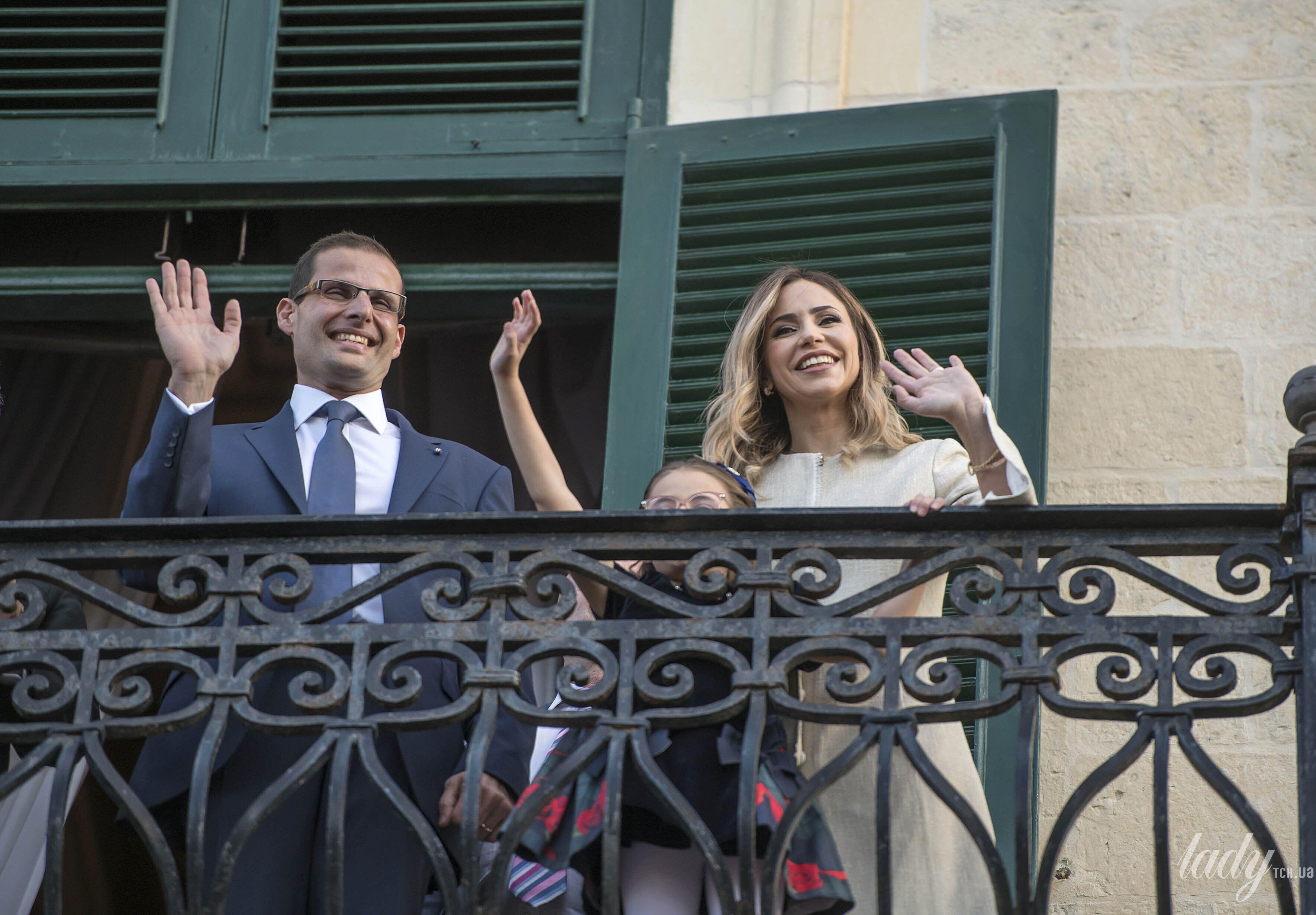 Жена премьер-министра Мальты Лидия Абела_2