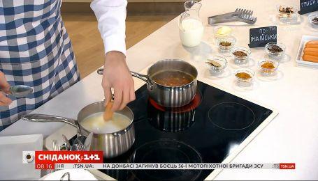 Сосиски сливочные, грибные, немецкие и индийские - вкусные рецепты от Егора Гордеева