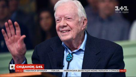 Як прожити довге та щасливе життя – правила експрезидента США Джиммі Картера