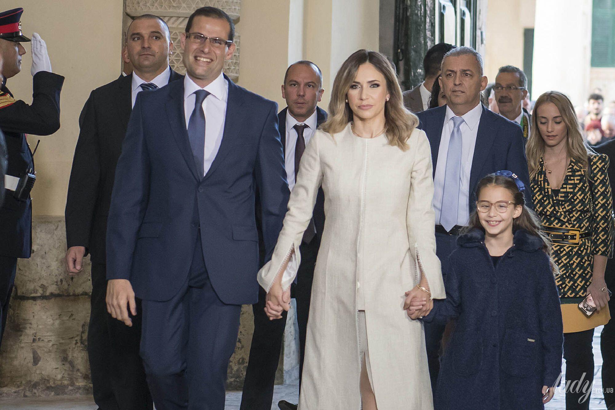 Жена премьер-министра Мальты Лидия Абела_1