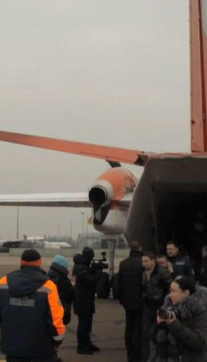 Катастрофа самолета МАУ: в Киев вернулись украинские спасатели из Ирана